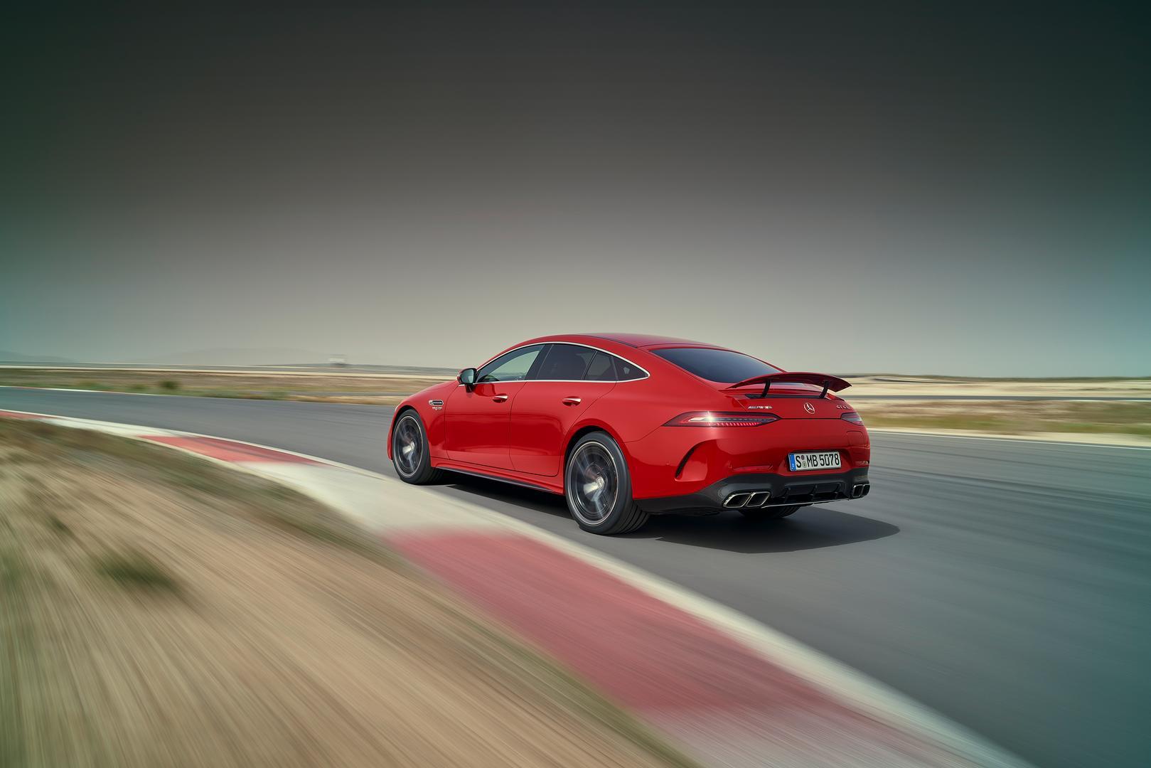 Mercedes-AMG GT 63 S E PERFORMANCE (4MATIC+), 2021Mercedes-AMG GT 63 S E PERFORMANCE rear