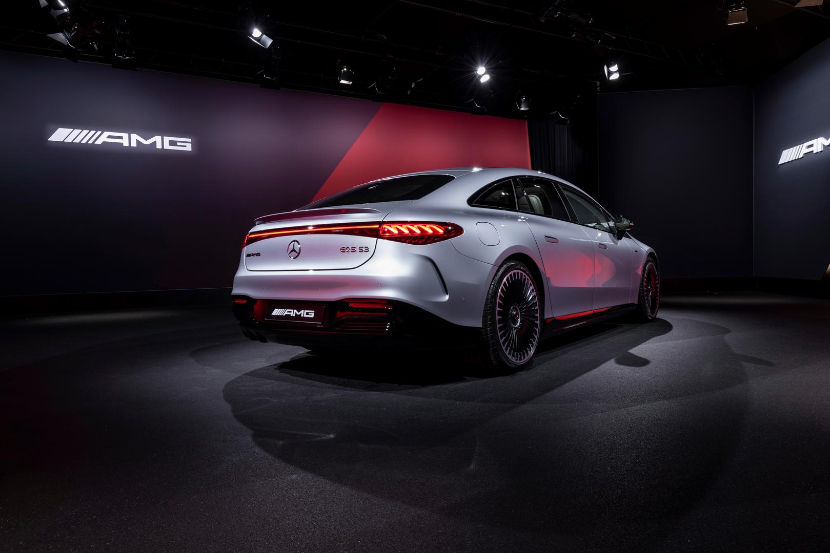 Mercedes-AMG EQS 53 4MATIC+, 2021Mercedes-AMG EQS 53 taillights