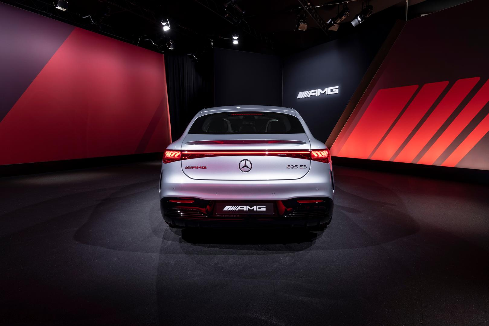 Mercedes-AMG EQS 53 4MATIC+, 2021Mercedes-AMG EQS 53 rear
