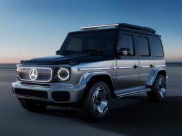 2022 Mercedes-Benz EQG