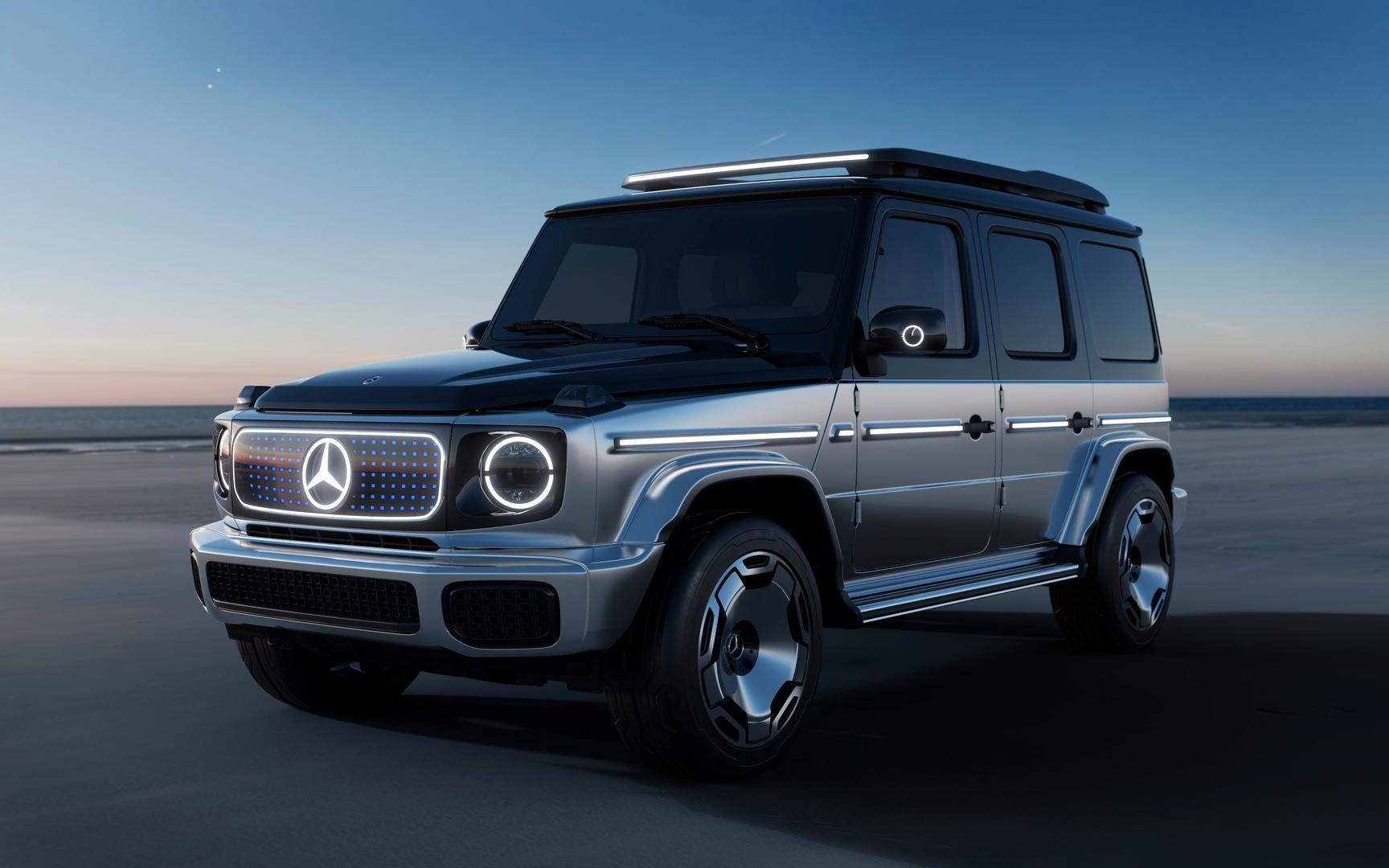 4 New Electric Cars from Mercedes-Benz to Look Out for in 2022/23
