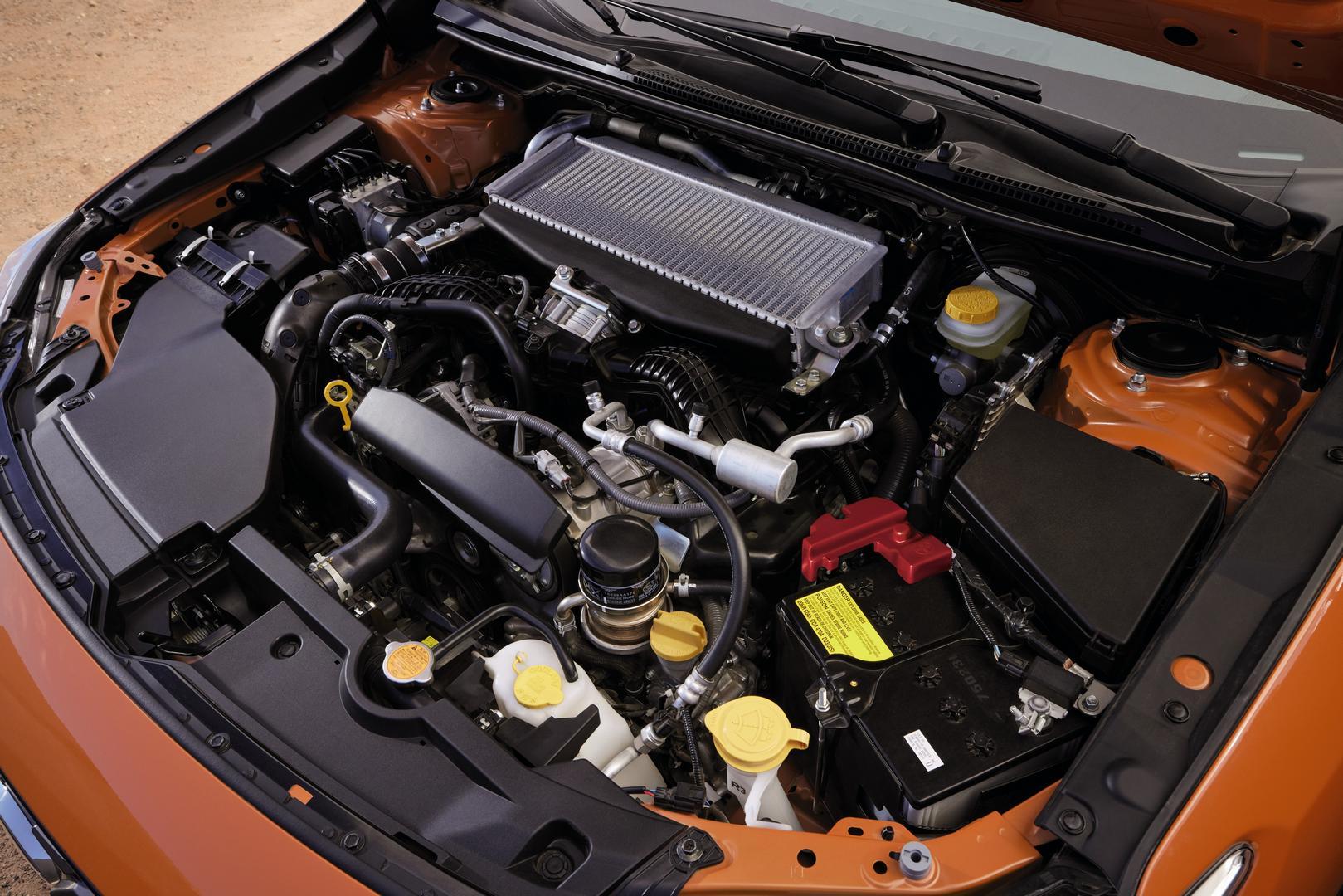 2022 Subaru WRX FA24 Turbo