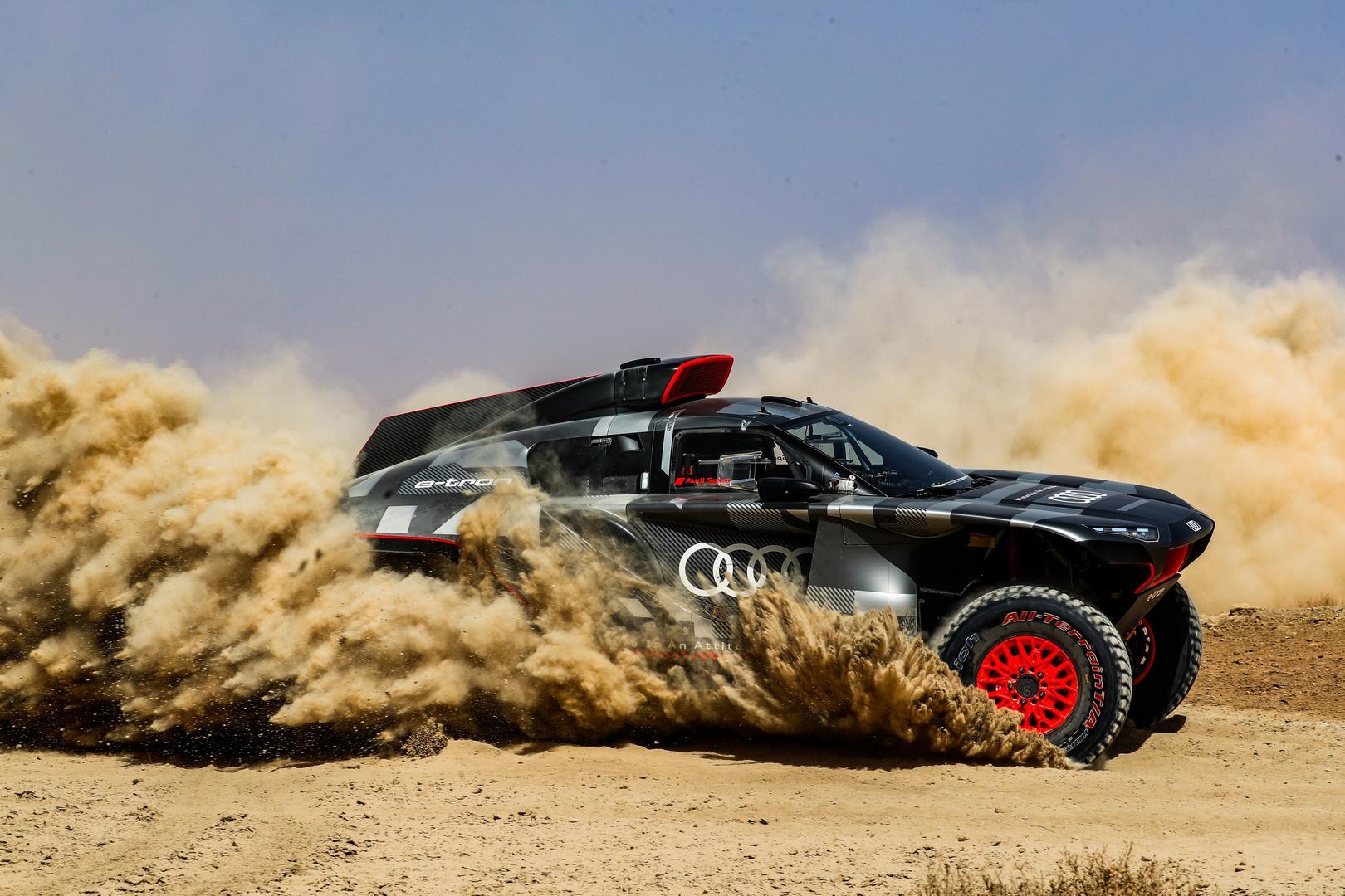 Audi RS Q e-tron specs