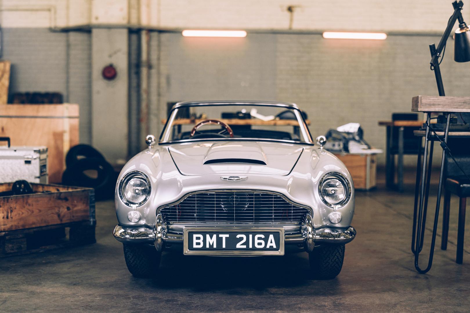 Aston Martin DB5 Junior front