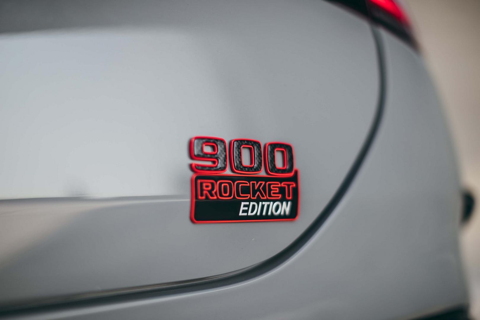 Brabus Rocket Badge