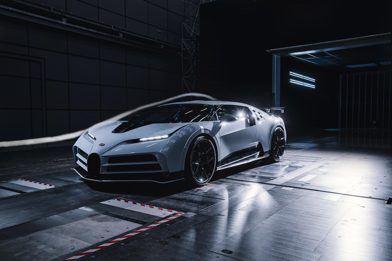 Bugatti Centodieci price