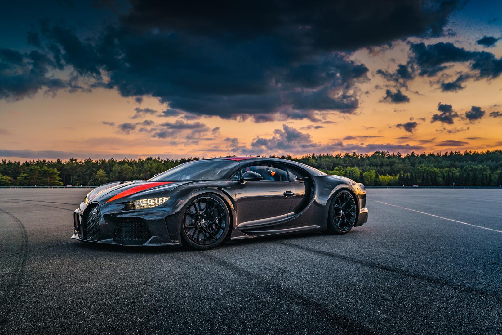 Bugatti Chiron Super Sport 300+ price
