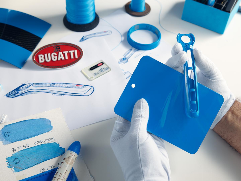 Bugatti Gillette Razor