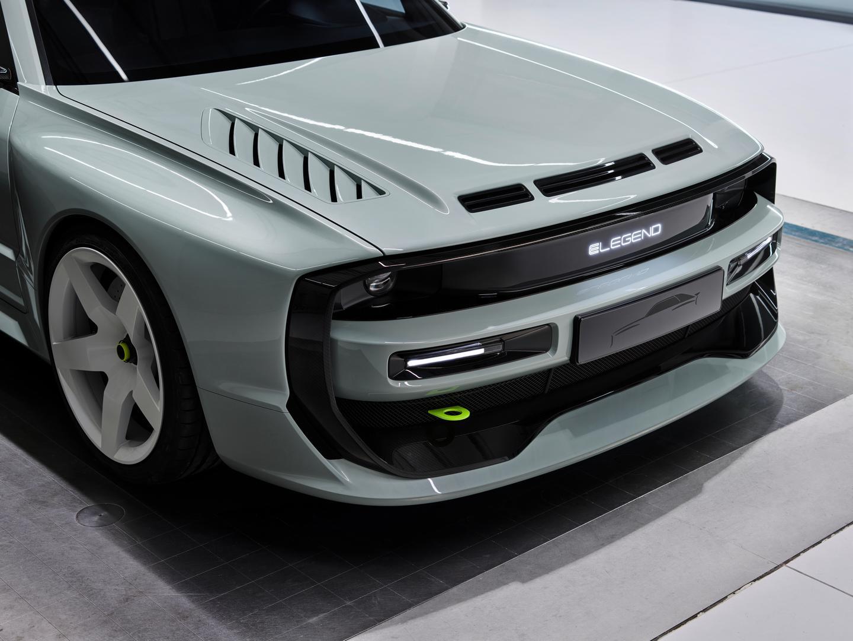Elegend EL1 front bumper