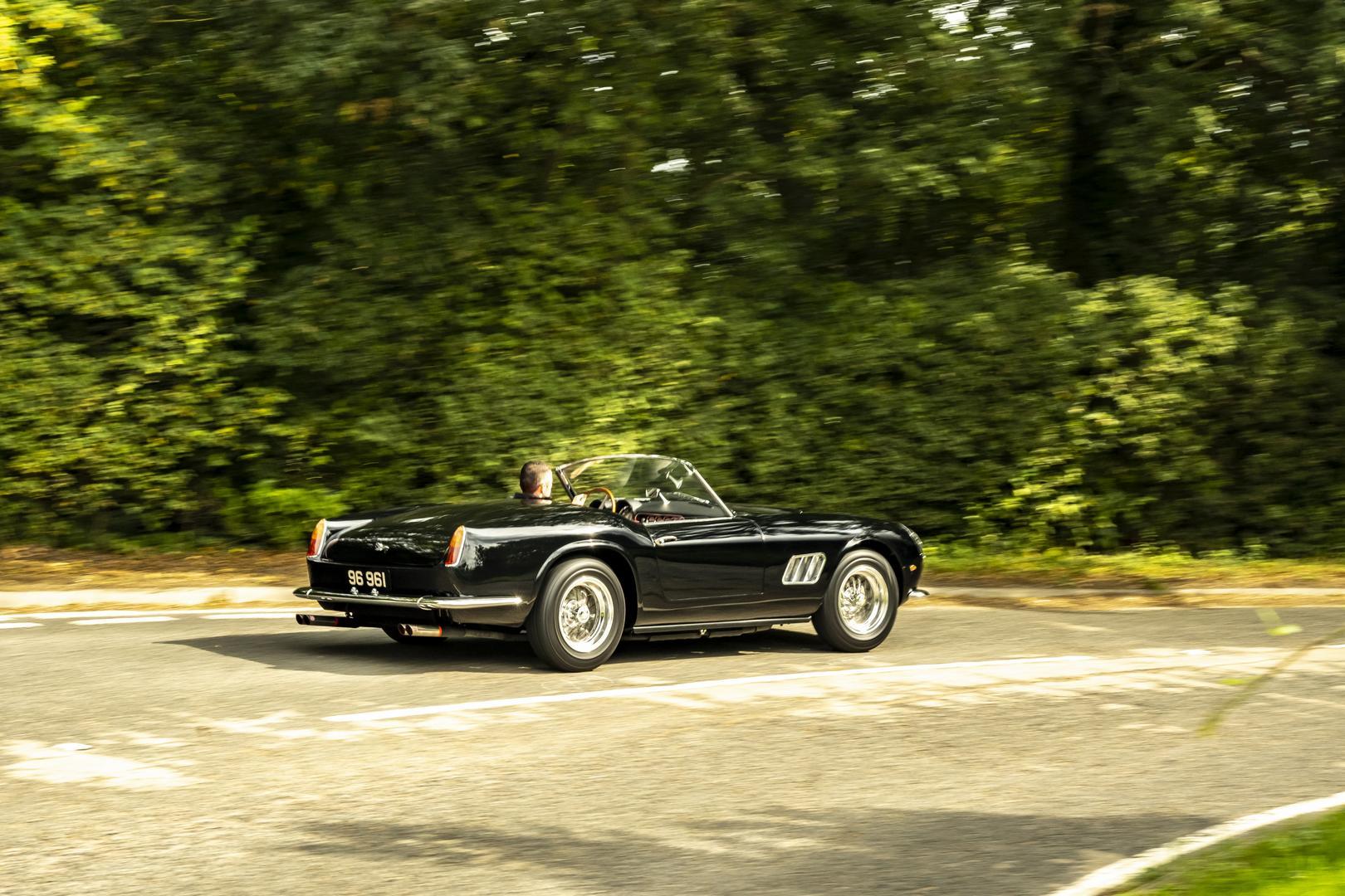 Ferrari California Spyder Revival