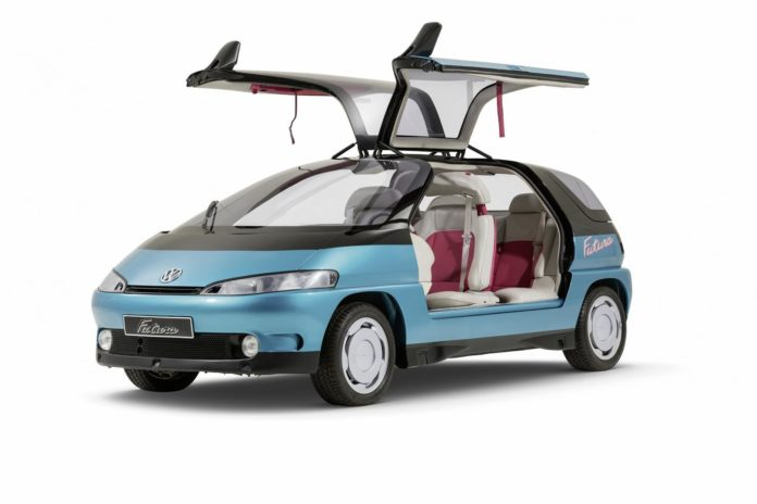 VW Futura Concept