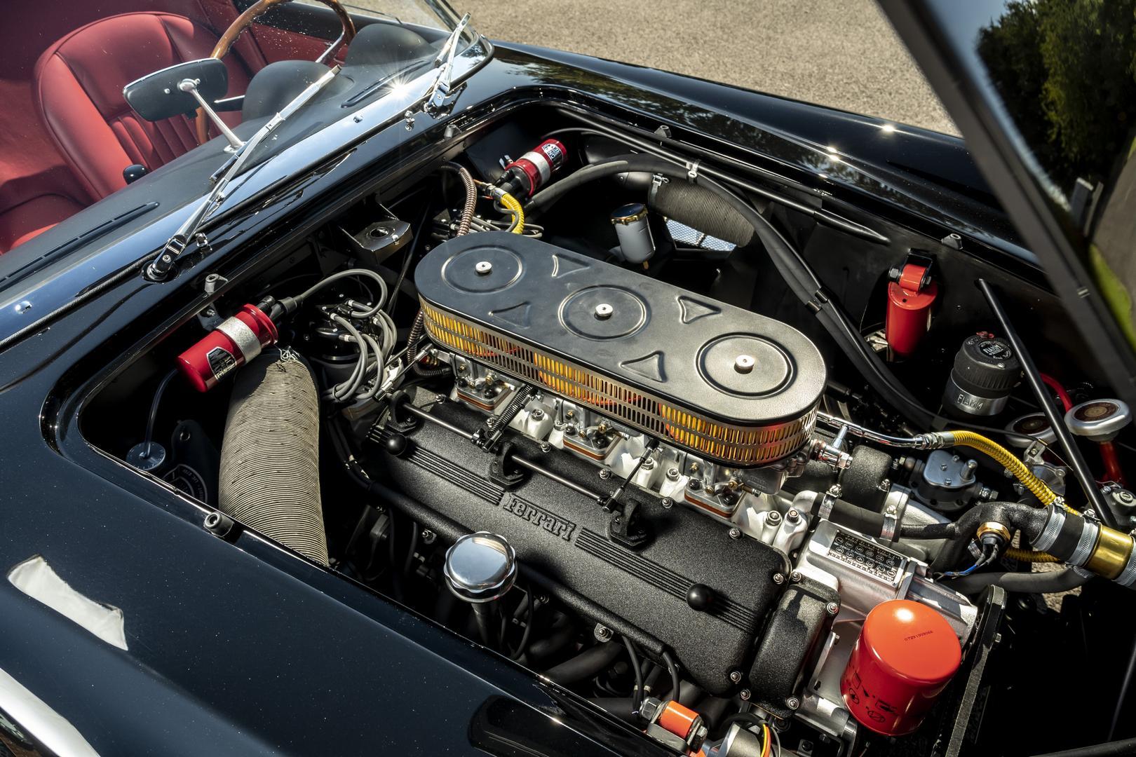 GTO Engineering California Spyder Revival engine