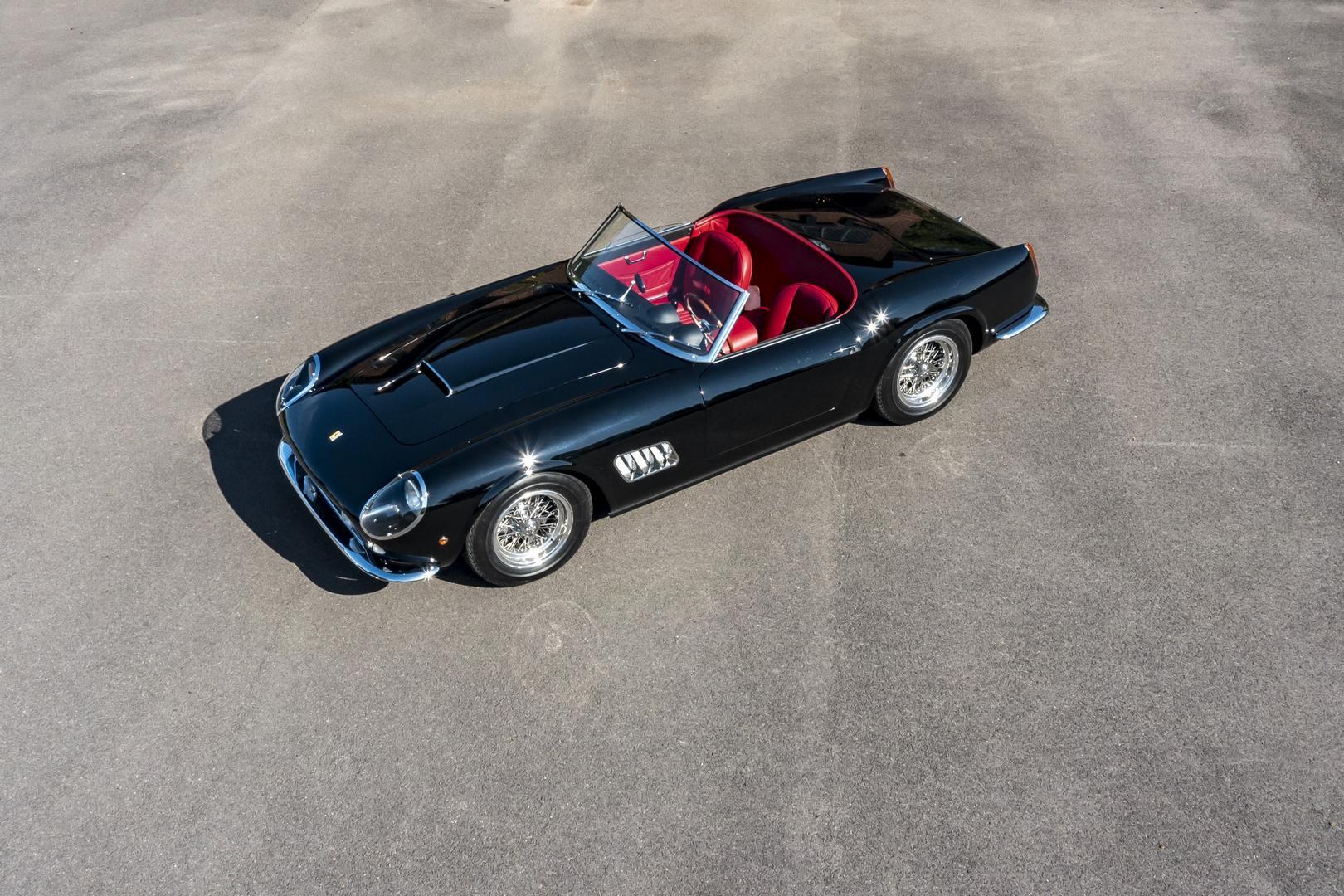 GTO Engineering California Spyder Revival price