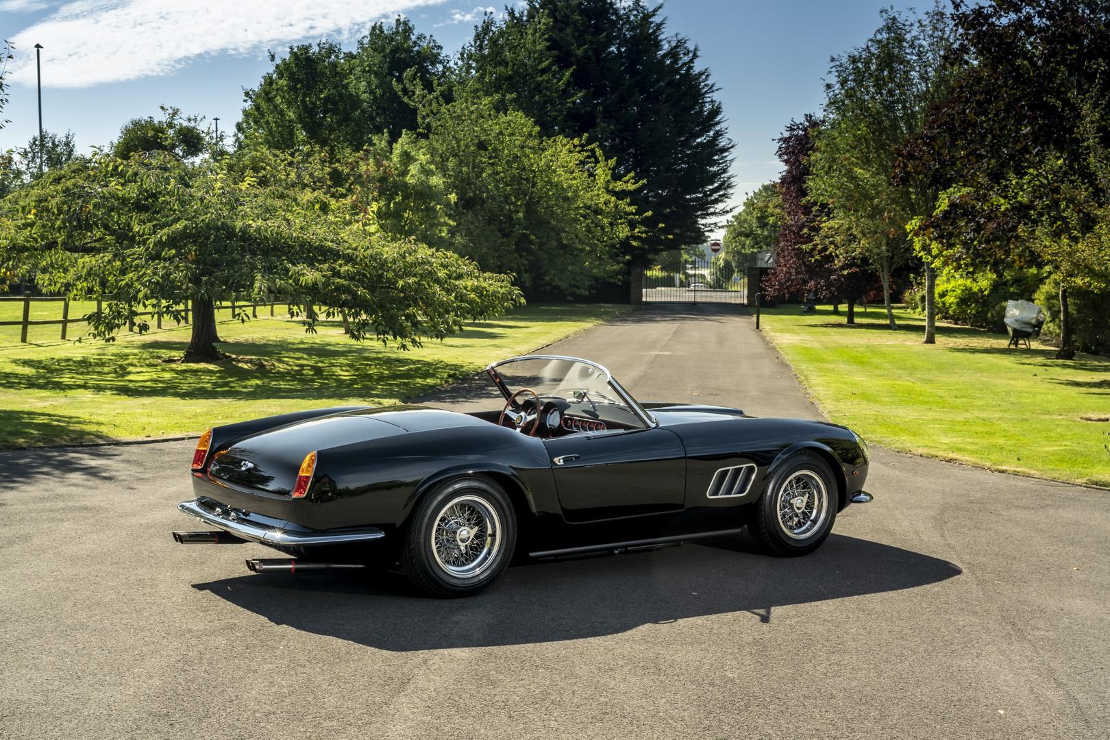 GTO Engineering California Spyder Revival side