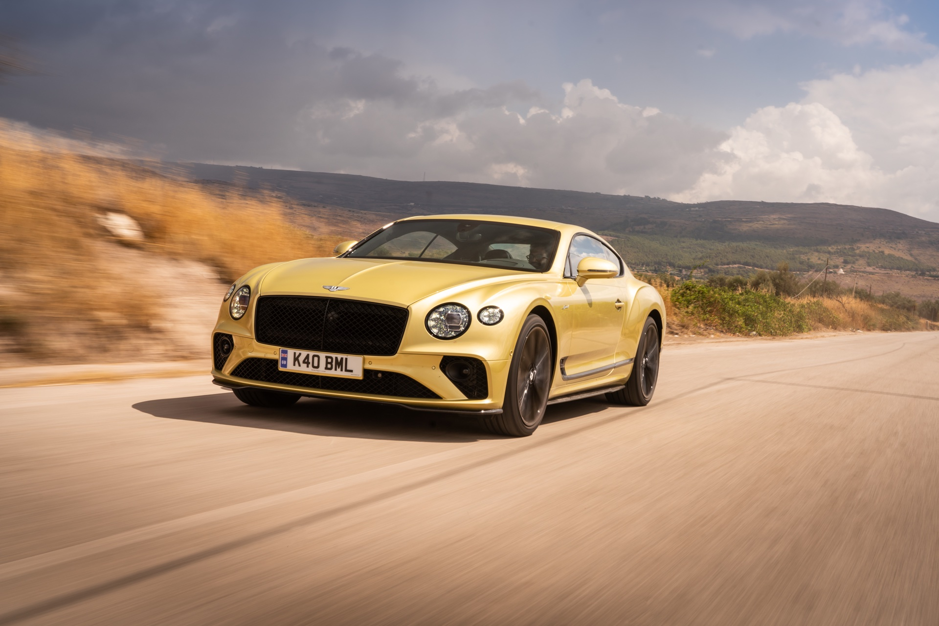 2021 Bentley Continental GT Speed Review