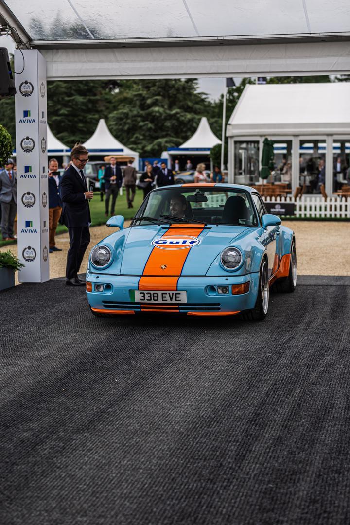 Gulf Porsche 964