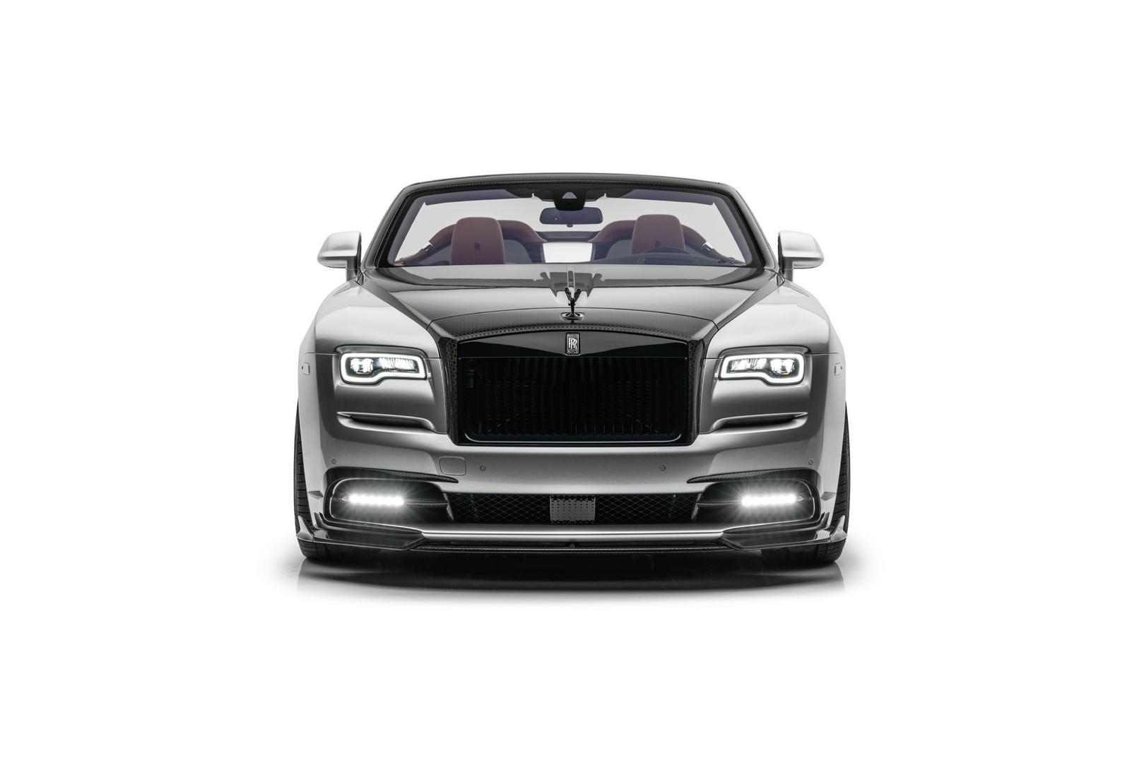 Mansory RR Dawn front
