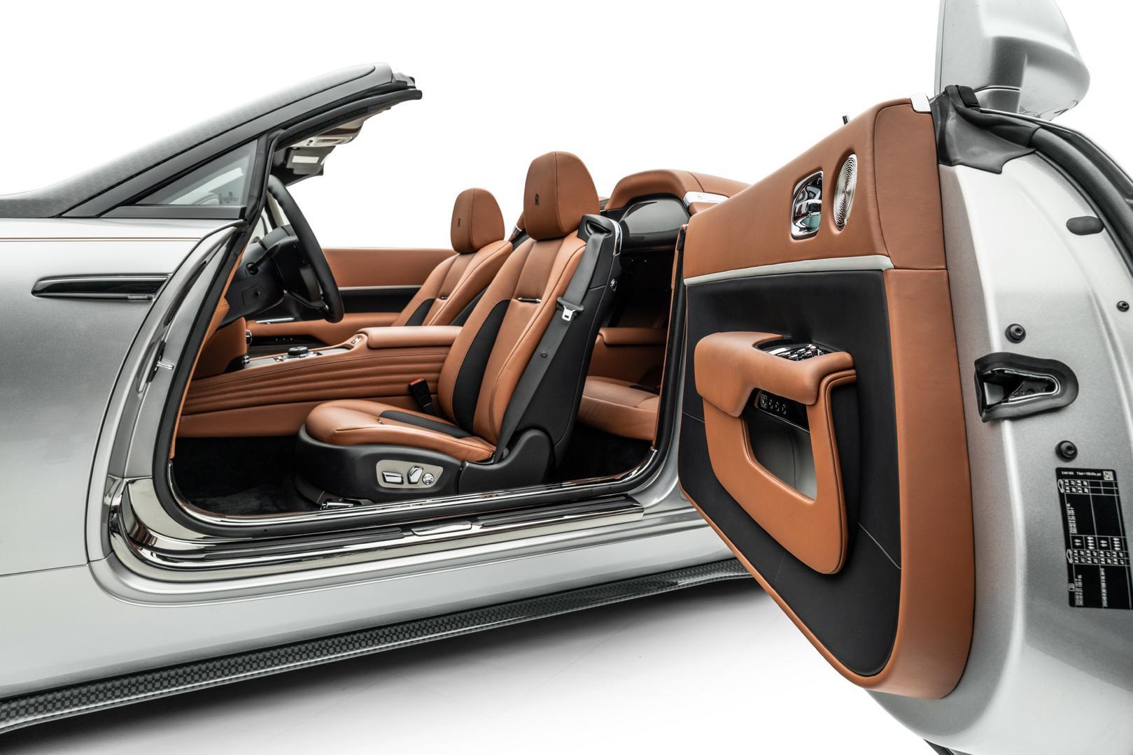 Mansory RR Dawn leather