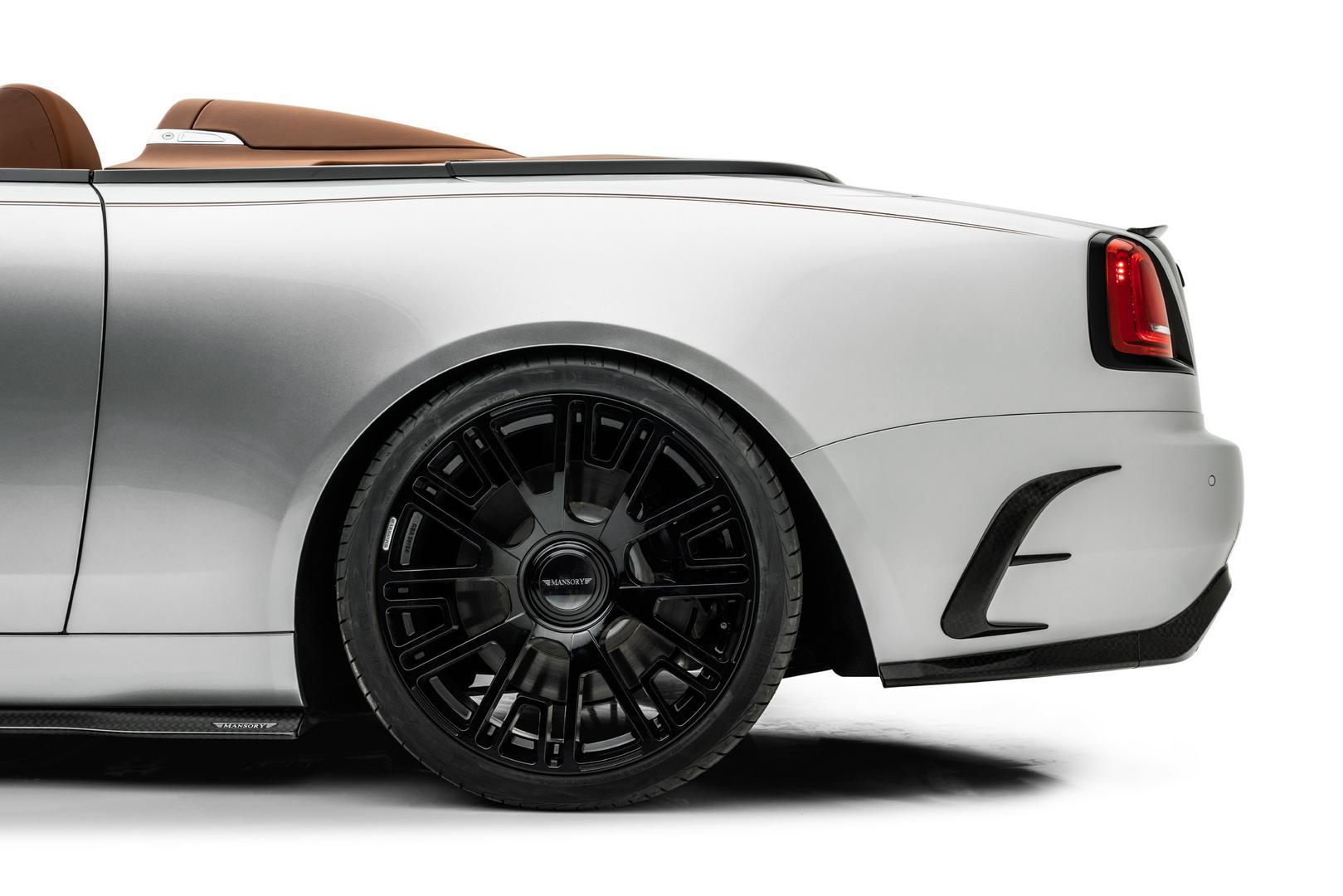Mansory RR Dawn wheels