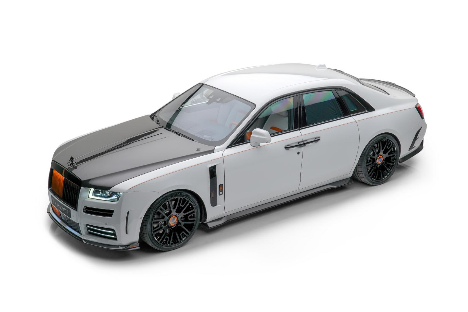 Mansory RR Ghost price