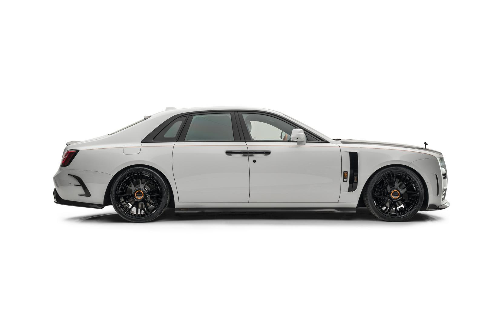 Mansory RR Ghost side