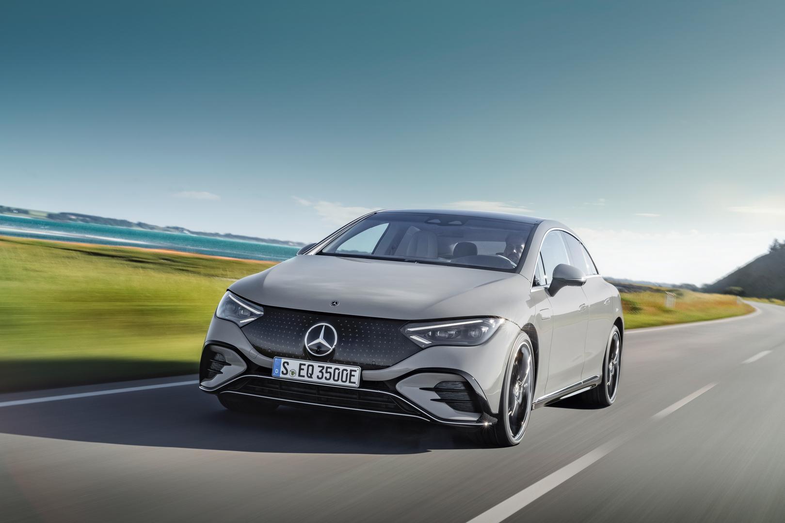2022 Mercedes-Benz EQE 350 Edition 1