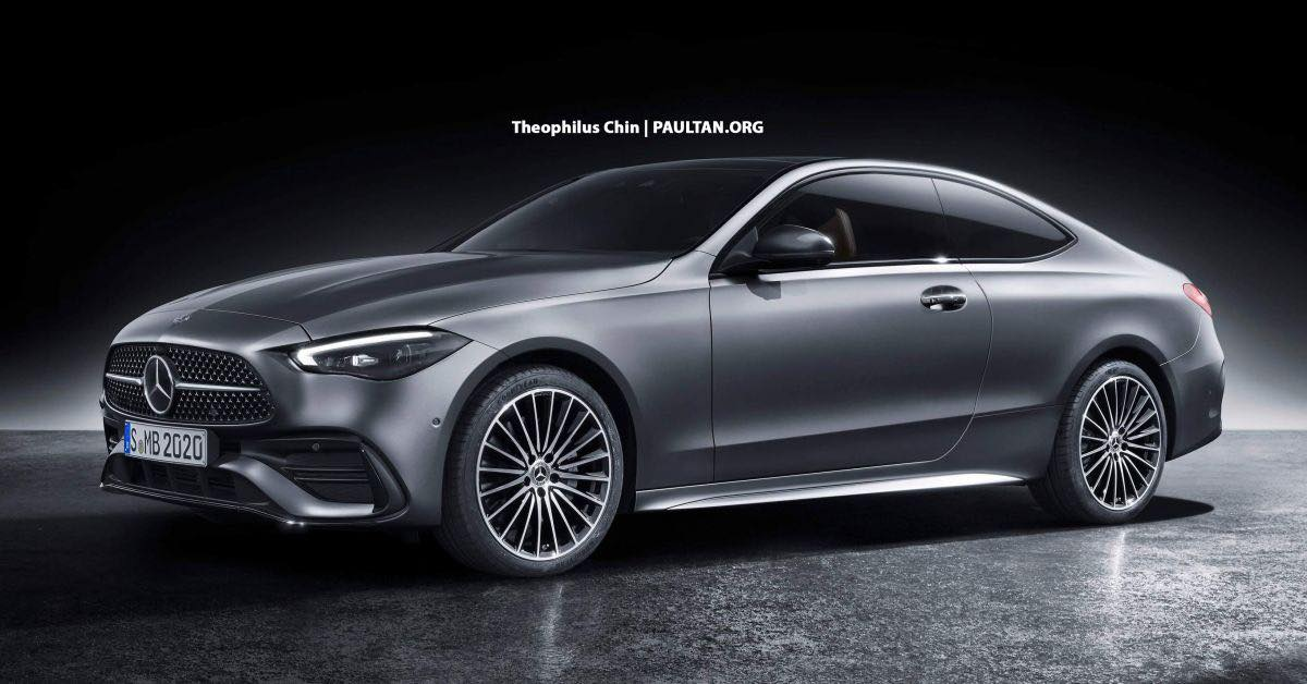 2023 Mercedes CLE: Could Mercedes be Saving a V8 for the C63 Coupe/Cabrio?