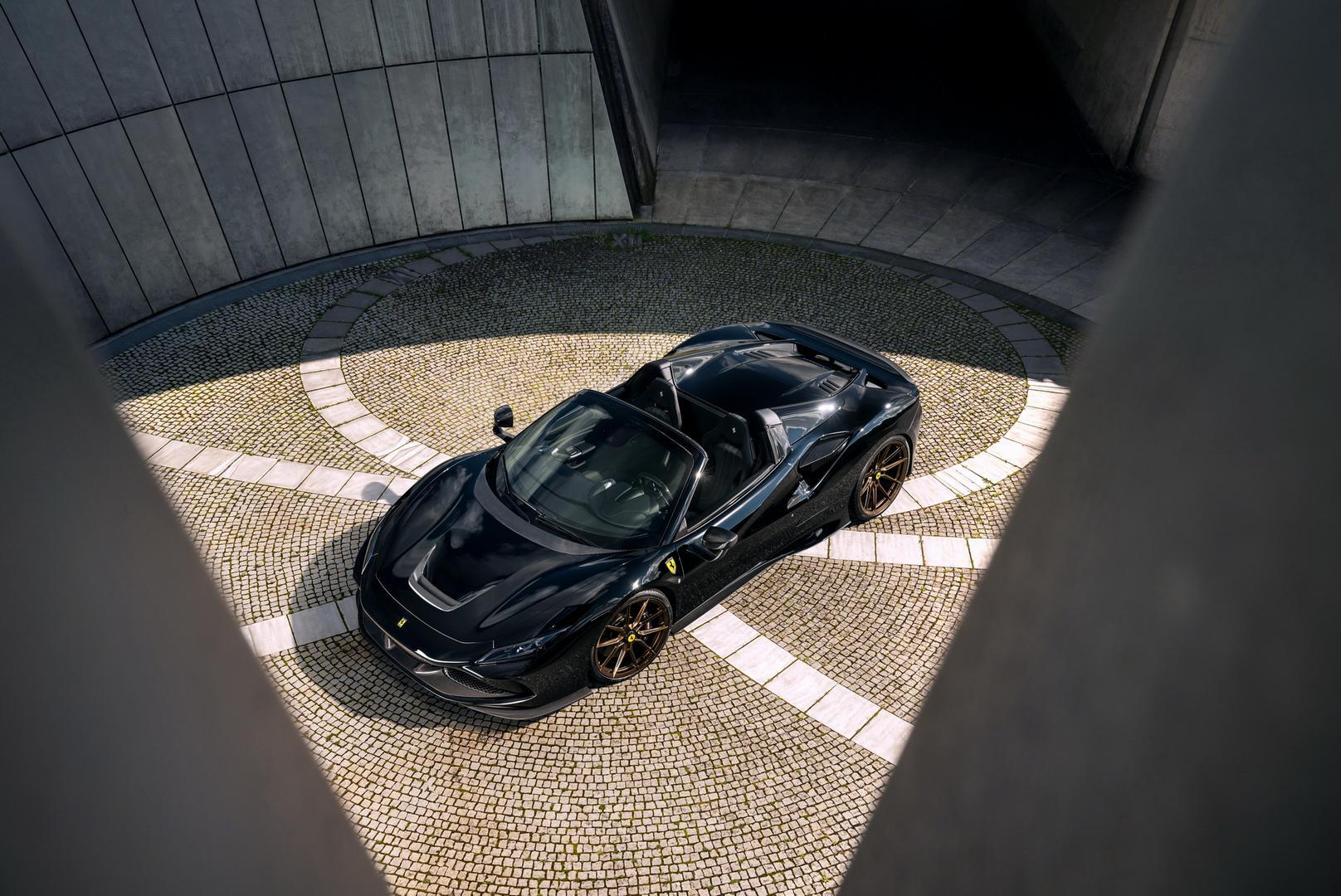 Novitec Ferrari F8 Spider price