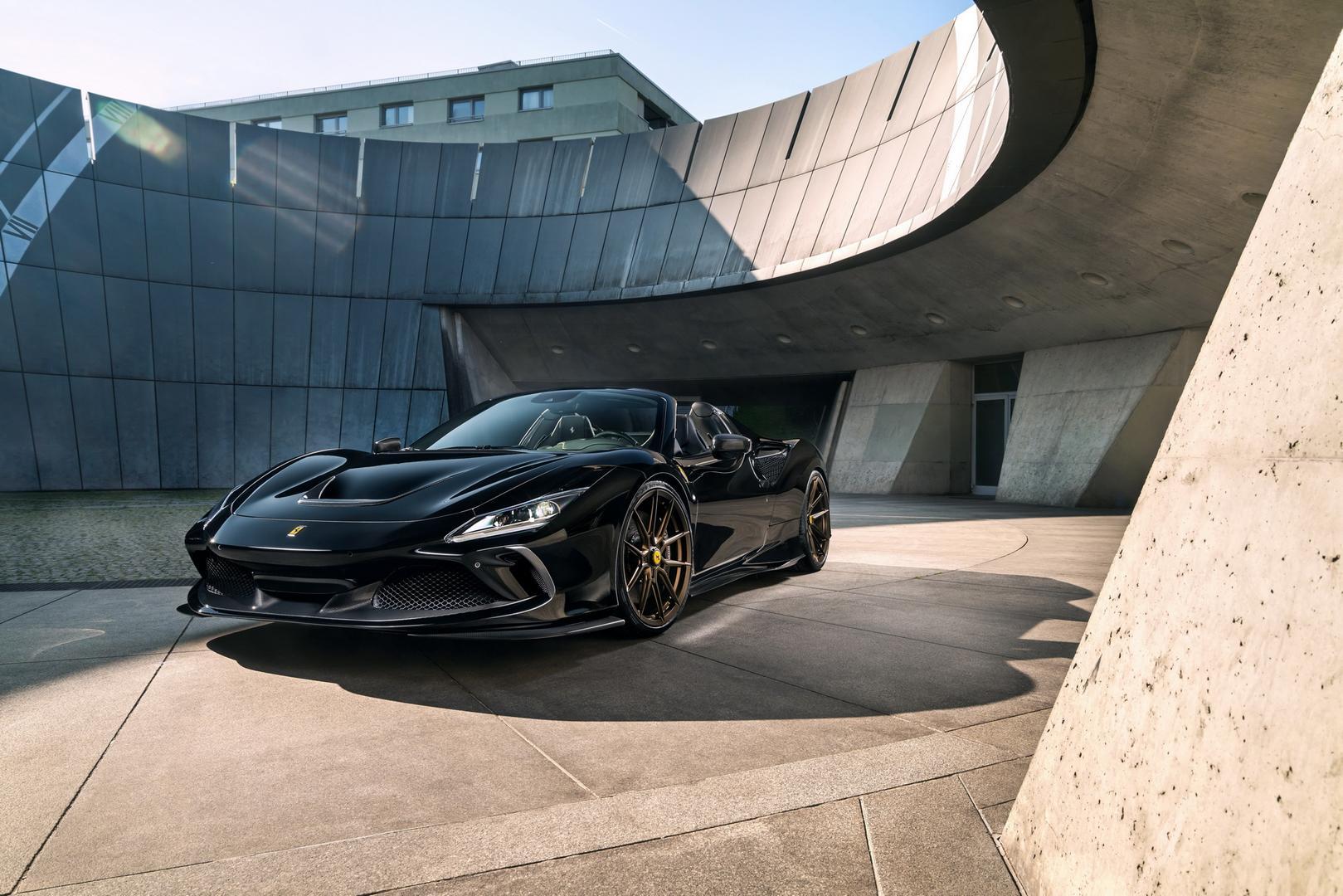 Novitec Ferrari F8 Spider specs