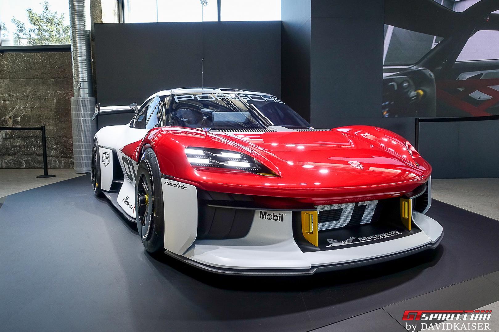 Porsche Mission R price
