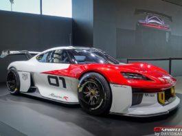 Porsche Mission R specs