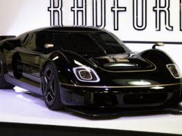 Radford Lotus Type 62-2 black
