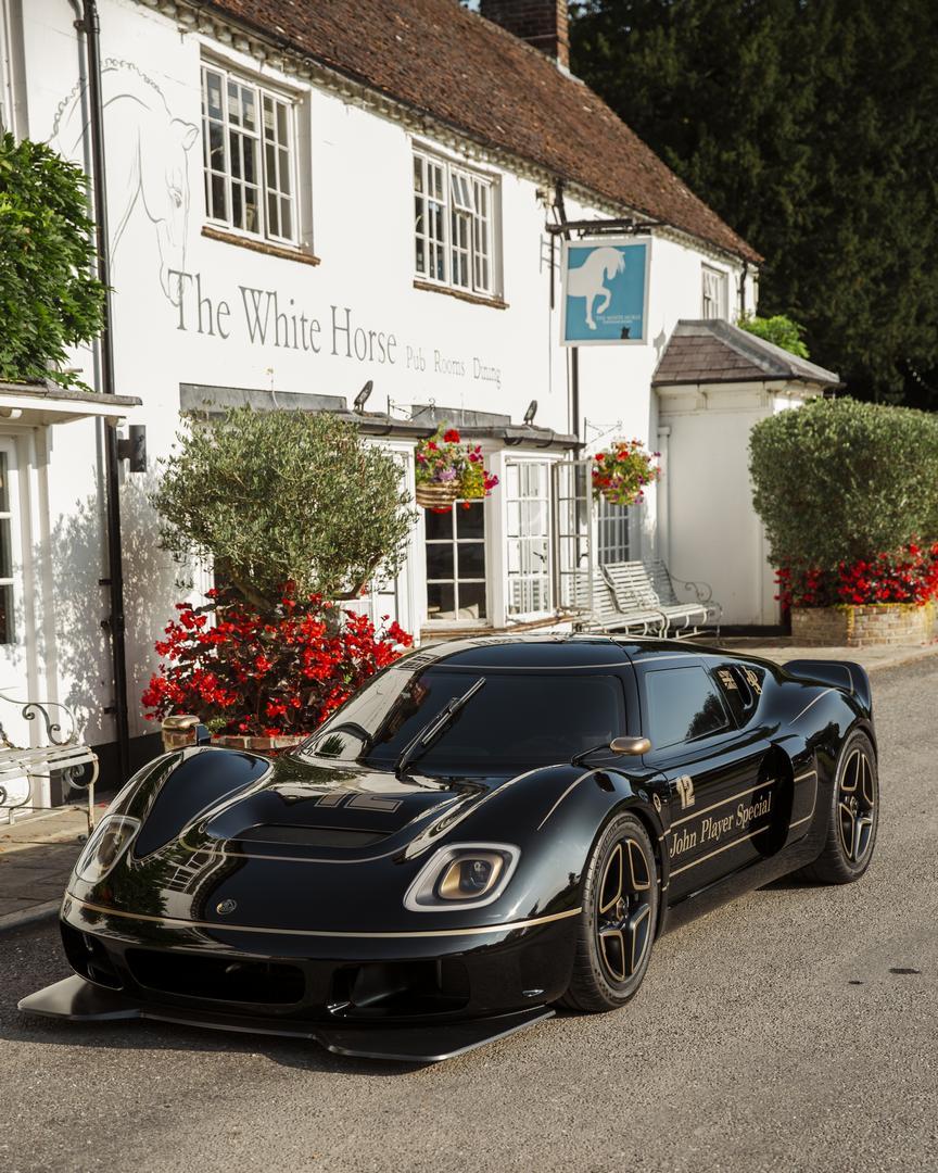 Radford Lotus Type 62-2 price