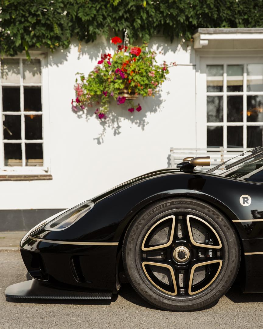 Radford Lotus Type 62-2 wheels