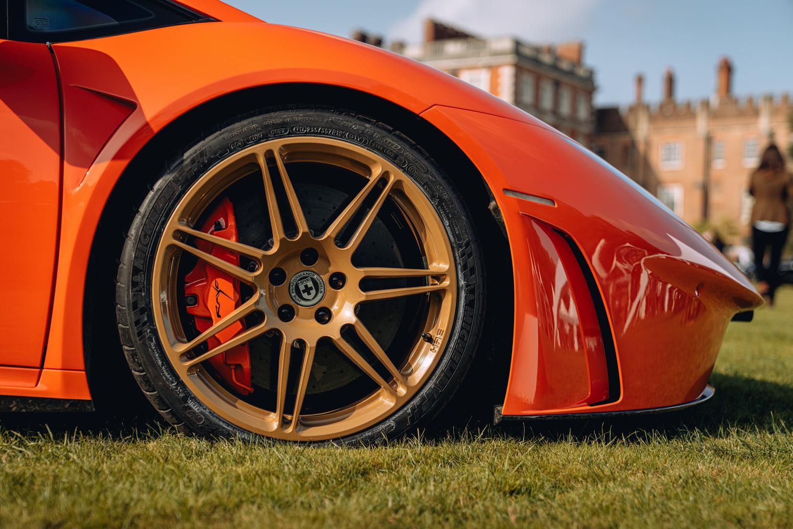Rayo Huracan Twin-Turbo wheels