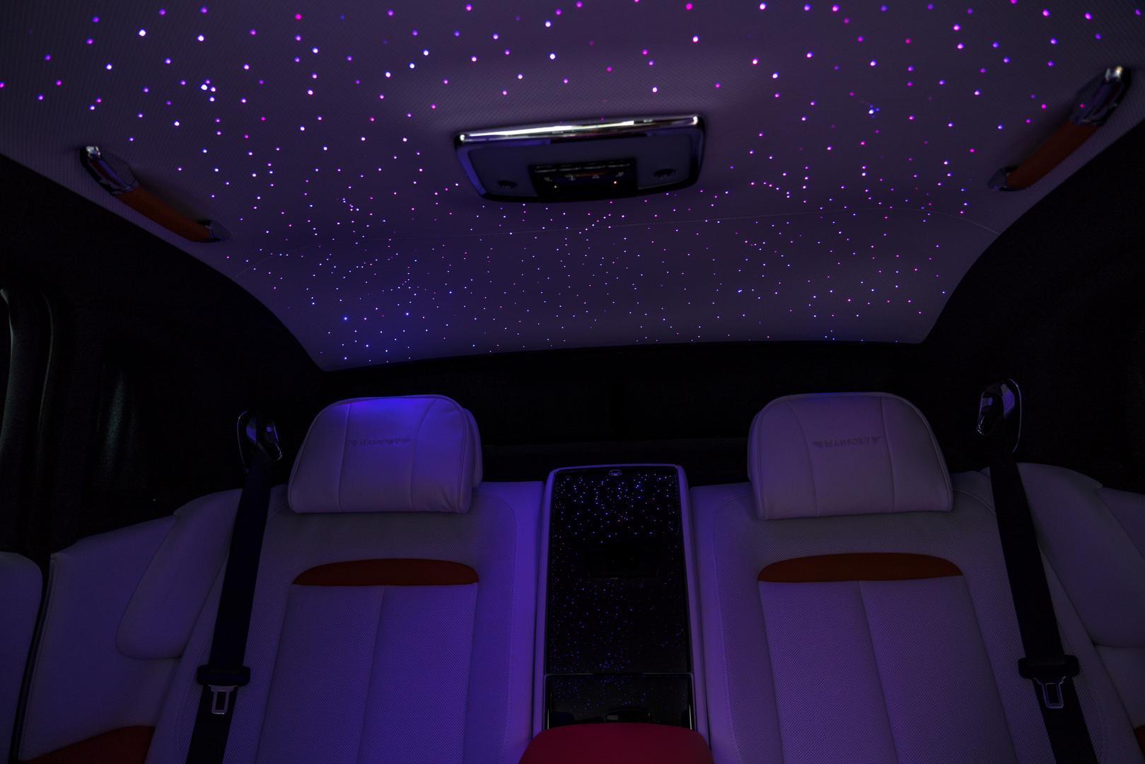 Rolls-Royce Star Roof