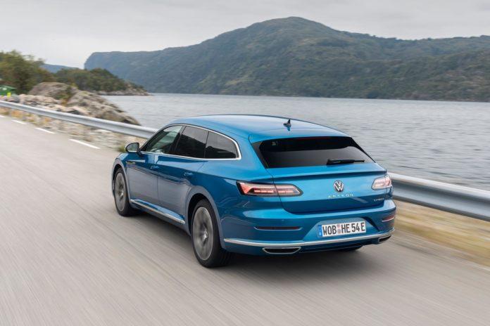 VW Arteon PHEV