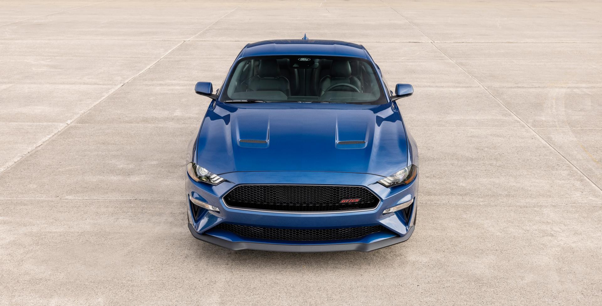 2022 Mustang GT California Special