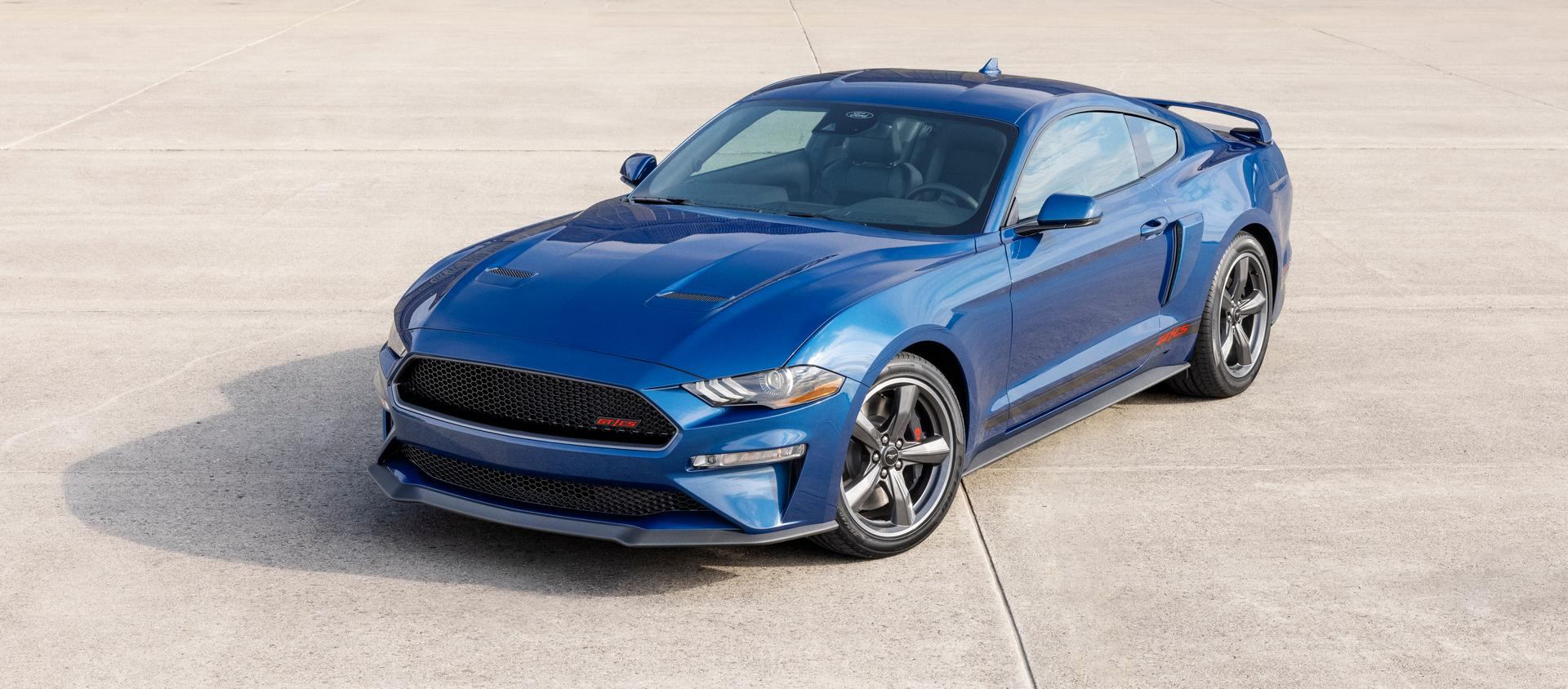 2022 Mustang GT California Special price