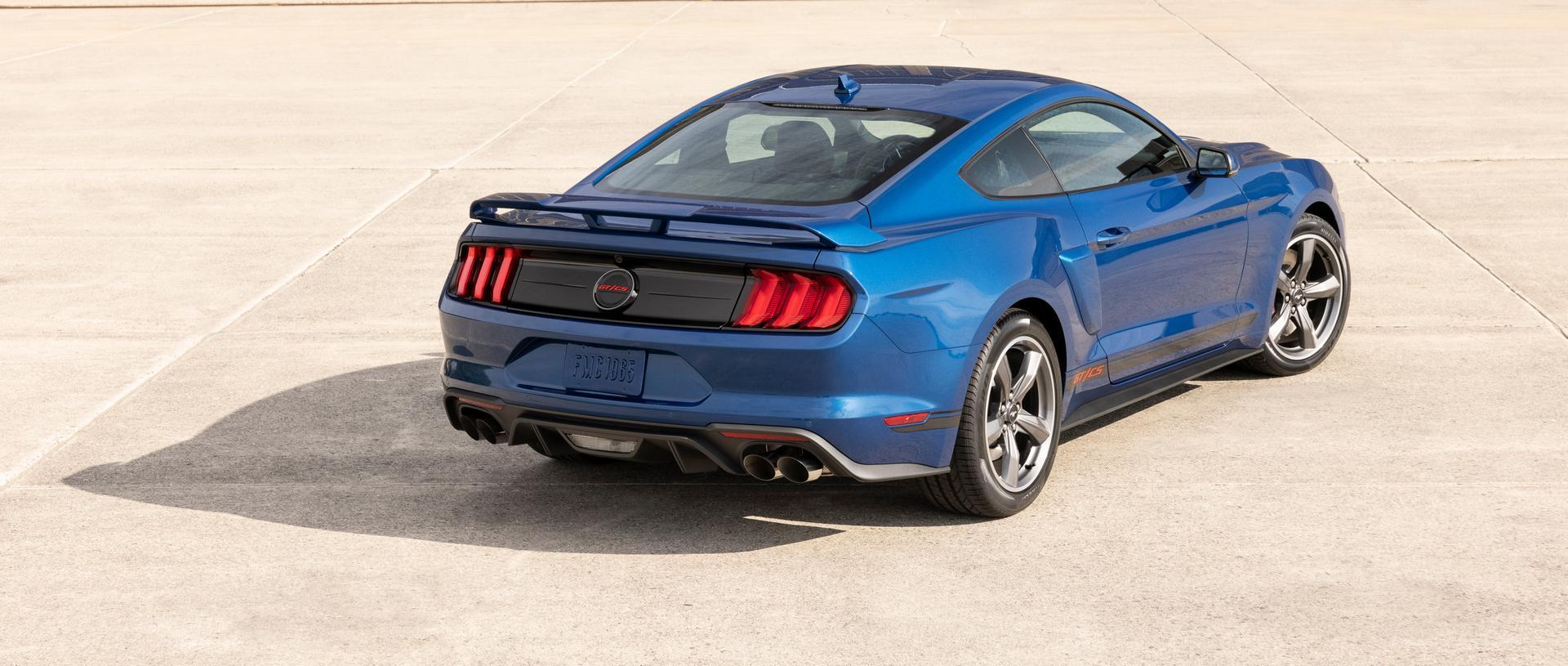 2022 Mustang GT California Special specs