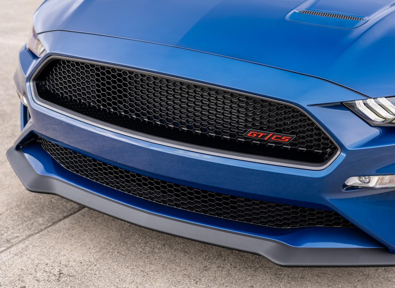 2022 Ford Mustang CS Badge