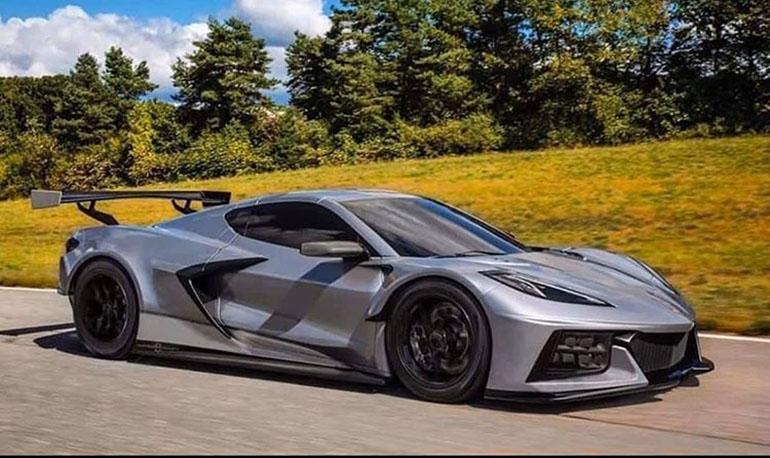 2023 Corvette Z06 Will Sound Like a Ferrari 458, Just Listen Here!