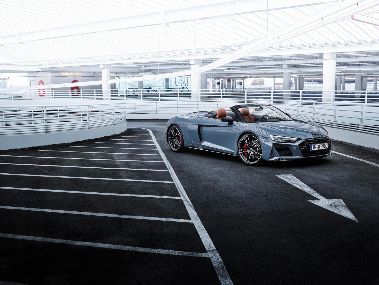 Kamero Gray Audi R8