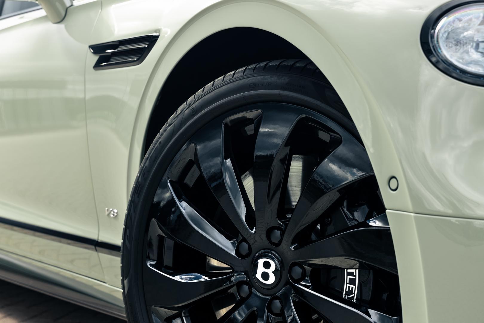 Bentley Wheels
