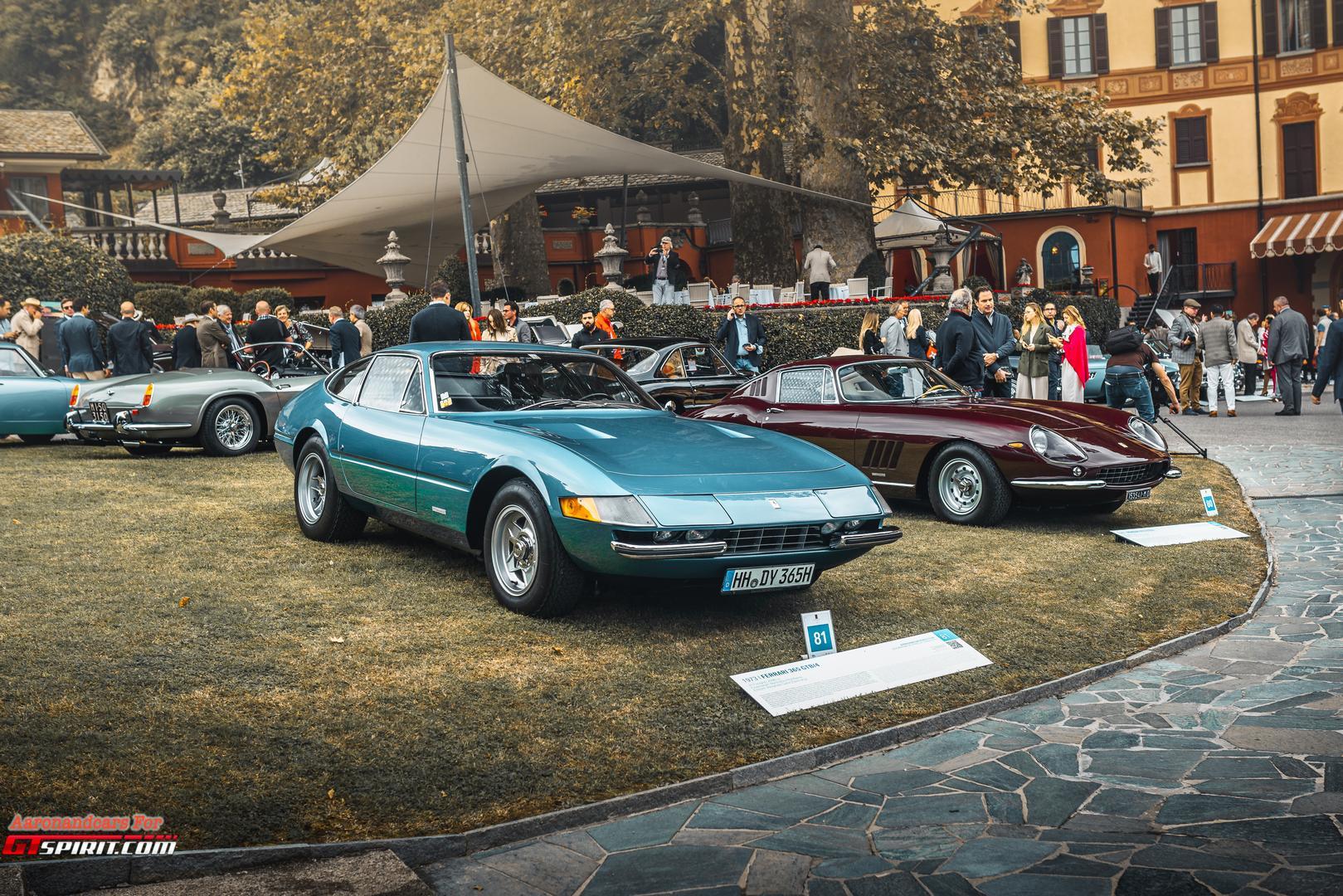 Classic Ferrari Daytona