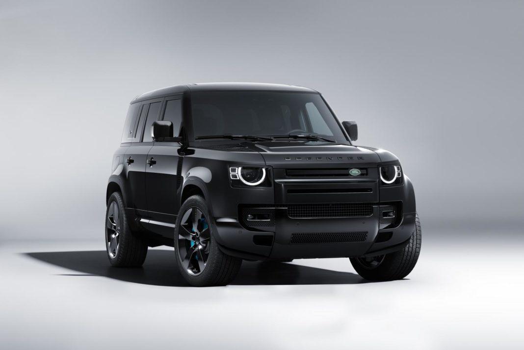 Land Rover Defender V8 Bond Edition price