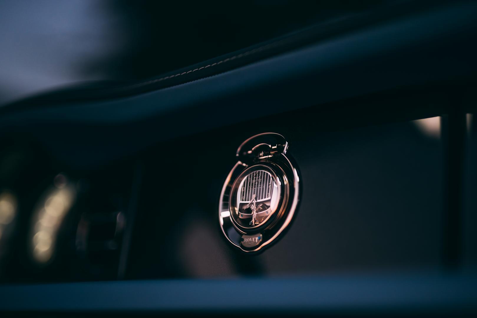Rolls-Royce Boat Tail details