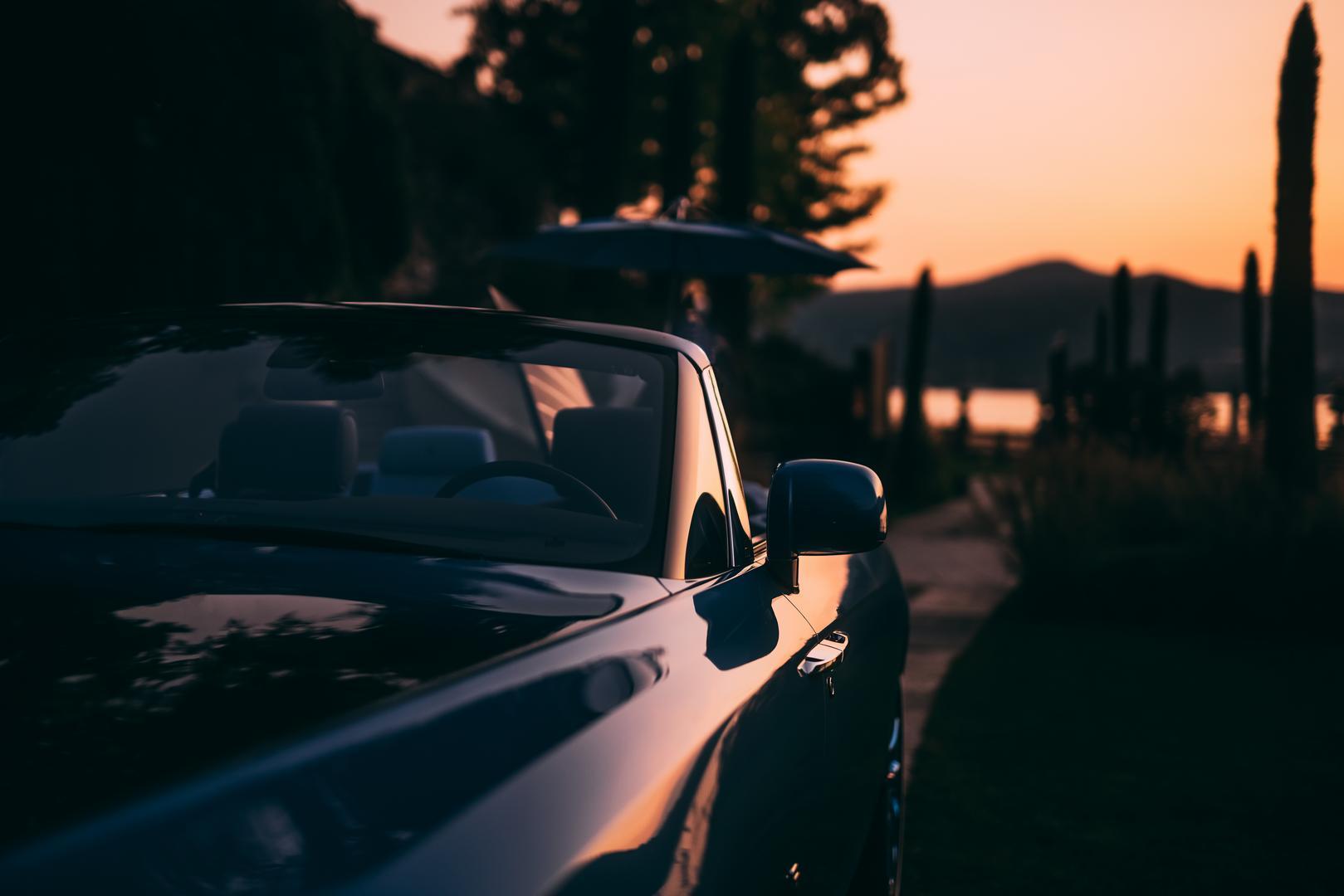 Rolls-Royce Boat Tail wallaper