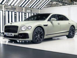Sage Green Bentley