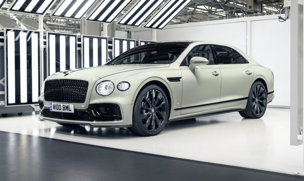 This is the Oldest Bentley Color, And You Can Order it Today
